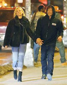 Diane Kruger And Norman Reedus Spotted In Nyc