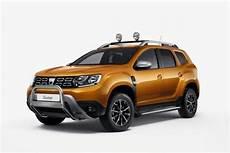 Pare Buffle Pour Nouveau Dacia Duster Ii 2018 Accessoires