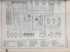 Bmw 325i Wiring Harnes Diagram by A Typical L Jetronic Wiring Diagram Taken From Quot Haynes