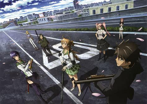 Highschool Of The Dead Rika