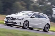 Mercedes A Class Facelift 2015 Review Auto Express
