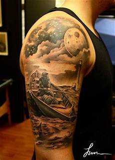 cloud tattoos for men ideas and designs for guys
