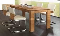 Tisch Und Stühle Günstig - esszimmer tische eiche rustikal g 252 nstig bei yatego