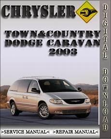 free download parts manuals 2003 chrysler town country regenerative braking 2003 chrysler town country dodge caravan voyager factory service repair manual tradebit