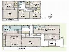Beautiful Japanese Home Floor Plan New Home Plans Design