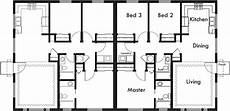 three bedroom duplex house plans 17 fresh floor plans for duplexes 3 bedroom house plans