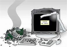 ordinateur en panne