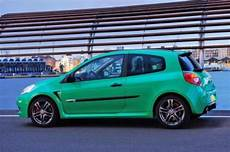 clio rs 3 renault clio rs iii cup facelift laptimes specs