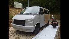vw diy roller paint low budget alternative