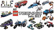 All Lego Technic Sets 2017 Compilation Lego Speed
