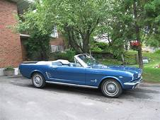 1966 Ford Mustang For Sale  ClassicCarscom CC 1015286
