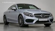 mercedes c 200 coupe for sale aed 187 950 grey