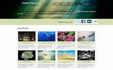 free dark green black css html website template