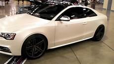 Www Dubsandtires 2013 Audi A5 Review 22 Vossen Vvs