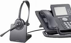 plantronics telefon headset dect schnurlos mono cs510 on