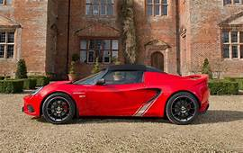 Lotus Elise Sprint News And Pictures Of 2017 Lightweight