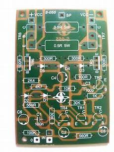 cara penyambungan pcb power ocl 150w bahar electronic