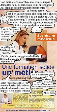 Formation Secretaire Medicale Cned Trouver Une Formation
