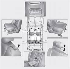automotive repair manual 2008 kia sorento seat position control seat knowing your vehicle kia sportage owners manual kia sportage kia manuals