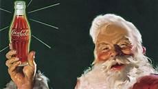 coca cola und der weihnachtsmann wer hat s erfunden neon