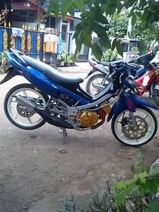 Satria R Modif by Gallery Motor Sport Modifikasi Suzuki Satria 120 R Modifikasi