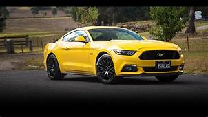 New Car 2017 Ford Mustang GT Fastback Review  YouTube