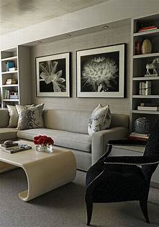 Home Decor Ideas For Grey Walls by 21 Gray Living Room Design Ideas