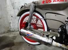 Modifikasi Honda C70 Chopper by Honda C70 Klasik Modifikasi Kumpulan Modifikasi Motor