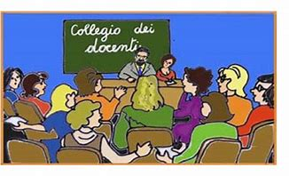 Risultato immagine per collegio dei docenti
