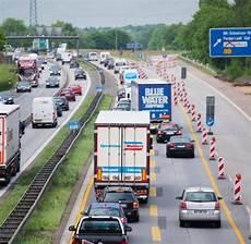 Autobahn A7 Zu Viele Unf 228 Lle Wieder 220 Berholverbot F 252 R