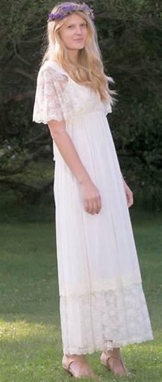 Robe Boheme Blanche
