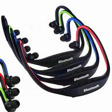 Borofone Be33 Bluetooth Earphone Wireless Sport by Bluetooth Wireless Headset Stereo Headphone Earphone