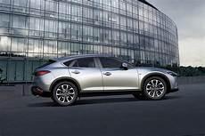 Mazda Cx 4 Crossover Suv Bows In China Shows
