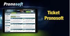 Ticket Parions Sport Pronosoft