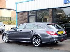 Cls 350 Shooting Brake - used mercedes cls cls 350 bluetec amg line shooting