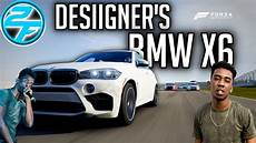 desiigner s bmw x6 panda on steroids too fast for the competition forza motorsport 6