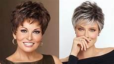 short hairstyles for older women 2018 2019 short hair