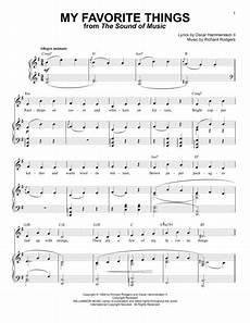 download my favorite things sheet music by sheet music plus