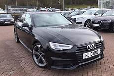 Used 2018 Audi A4 1 4t Fsi Black Edition 4dr For Sale In