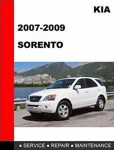 car repair manuals download 2008 kia sorento on board diagnostic system kia sorento 2007 2008 2009 factory service repair manual tradebit