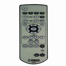 new genuine yamaha remote for crx 040 crx 140