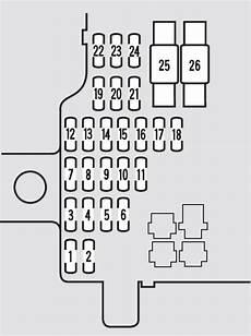 2004 Acura Cl Fuse Box Diagram by Acura Tl Interior Lights Fuse Psoriasisguru