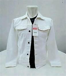 jual jaket pria pria jaket levis warna putih di lapak orlando jun arto
