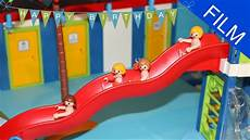 Playmobil Ausmalbilder Schwimmbad Playmobil Geburtstagsparty Im Hallenbad