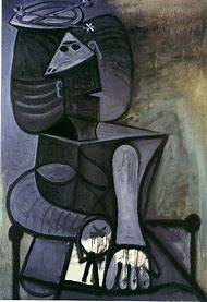 Women with Hat Pablo Picasso