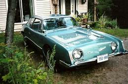 Eye Candy 1964 Studebaker Avanti  The Star