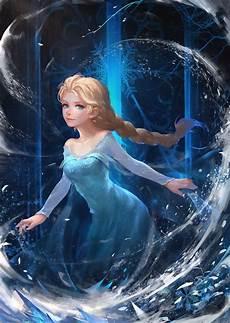 Elsa Malvorlagen Xxi Disney S Frozen Elsa By Fom Lifotai Disney 15 G