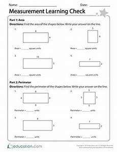 measuring perimeter worksheets grade 4 1812 presenting perimeter worksheet education