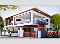Top 10 Home Front Elevation    Double Story House