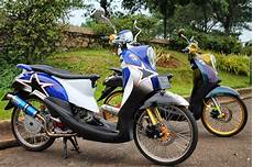 Fino Modifikasi by Yamaha Mio Fino Modifikasi Thailand Thecitycyclist